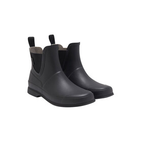 Tretorn W's Eva Låg Rubber Boots Black/Black
